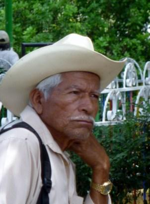 a pensive man - Jinotega, Nicaragua
