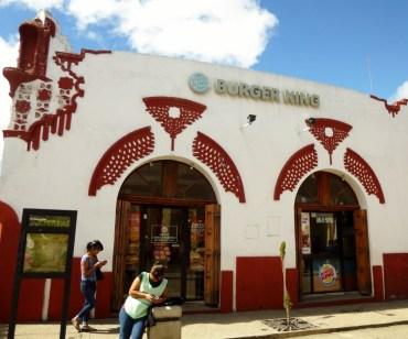 Upscale Burger King - San Cristobal de Las Casas