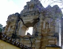 Santa Rosa ruins - Antigua