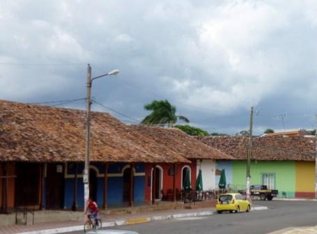 Street scene - Granada