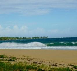 Long Bay beach - Big Corn Island