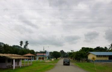 Tonosi village Panama City