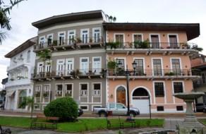 Casco Viejo restoration and gentrification