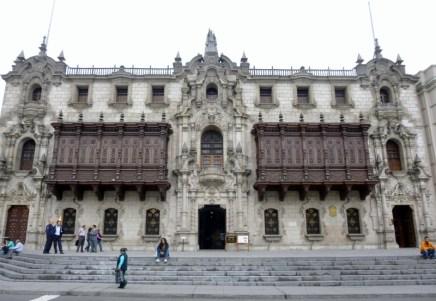 San Francisco Convent - Lima