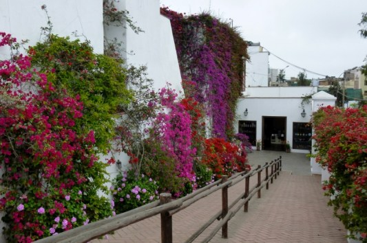 Museo Larco Gardens - Lima