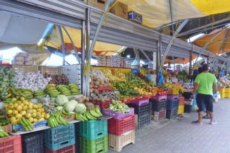 Punda District - Floatng market