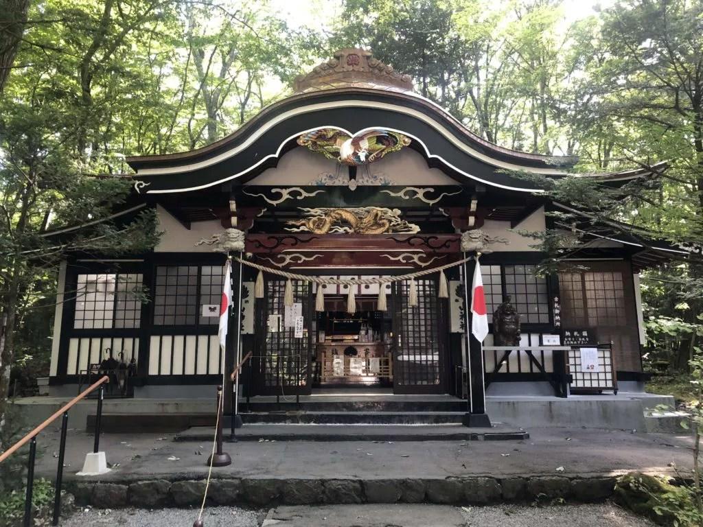 日本一の金運最強神社【新屋山神社】!本宮や奥宮のアクセス&注意点