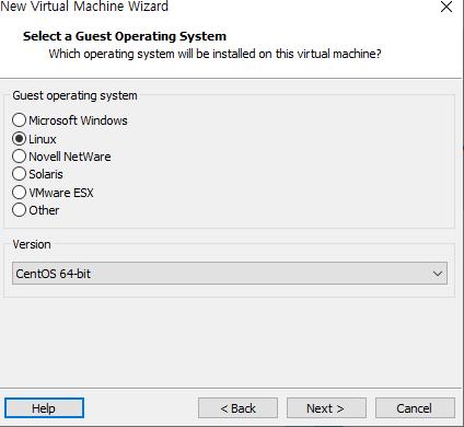 Vmware 버추얼 머신 생성5