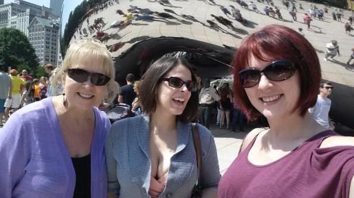 Chicago road trip, 2014.
