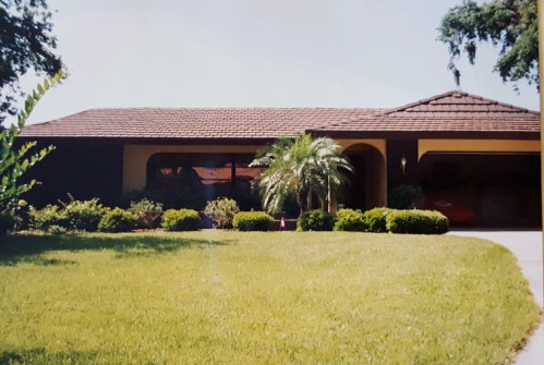 Our new home in Seminole