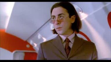 Snape played by late 90's Alan Cumming