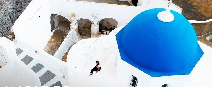 The unexpected reason why Greece is painted white and blue 2