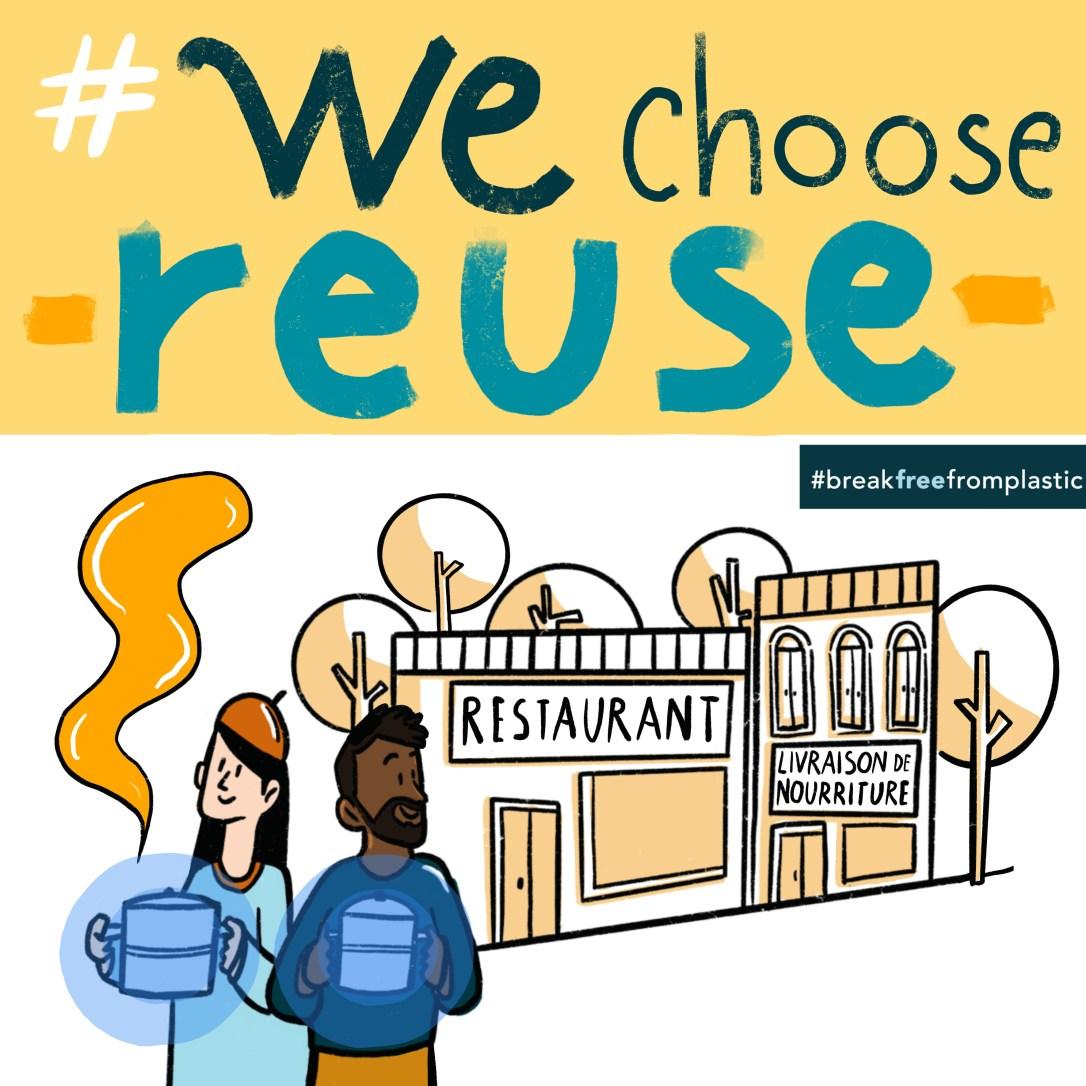 We Choose Reuse FR