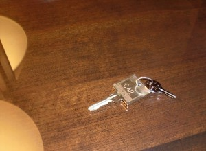 Solid state 70s style key technology.
