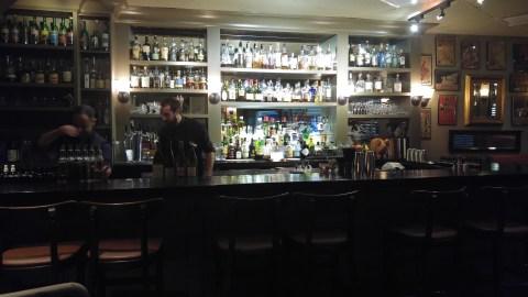 Craigie on Main Bar