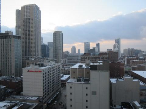 Hello Chicago