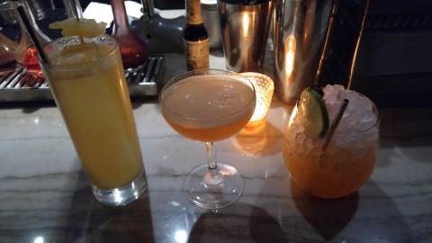 Lantern's Keep cocktails