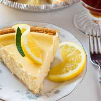 Easy Luscious Lemon Cheesecake + Video