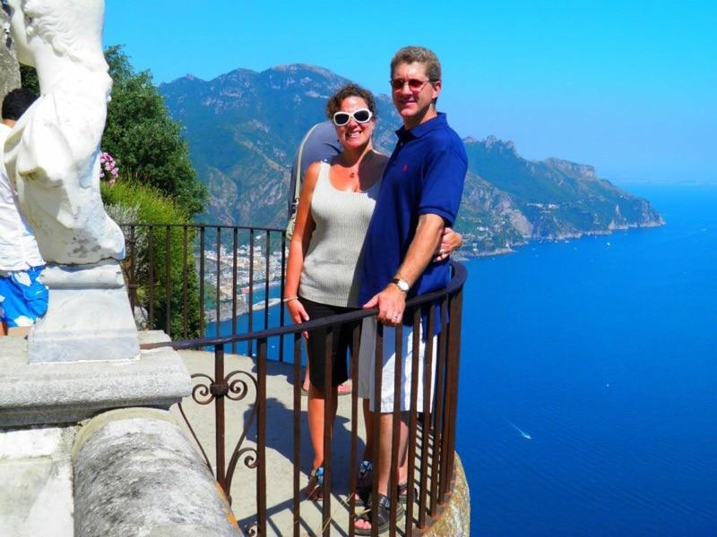 Naples and Amalfi Coast Italy