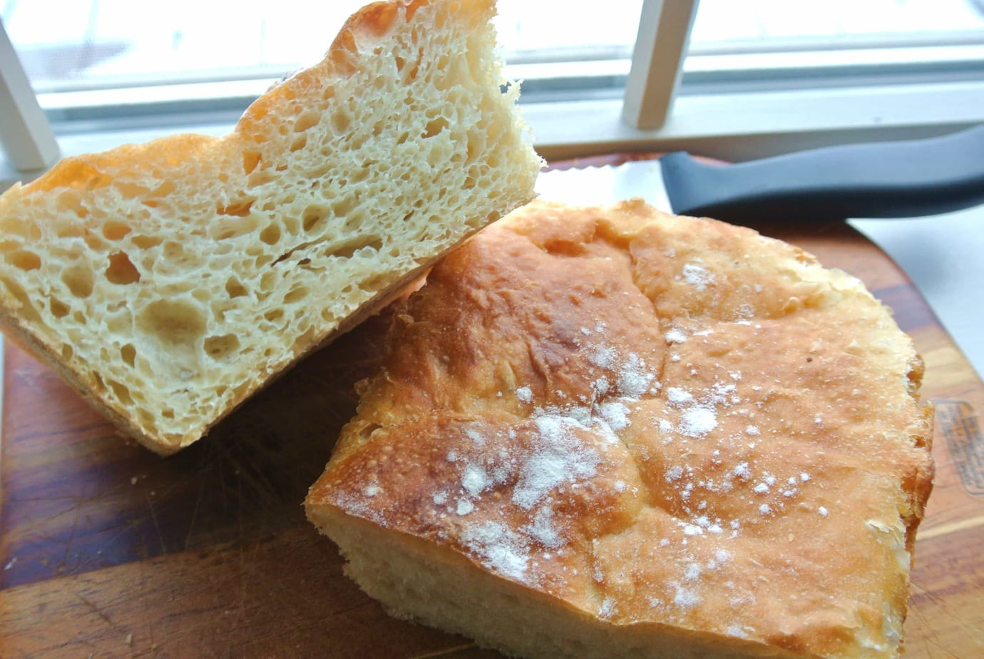 Fresh Artisan Crusty Bread