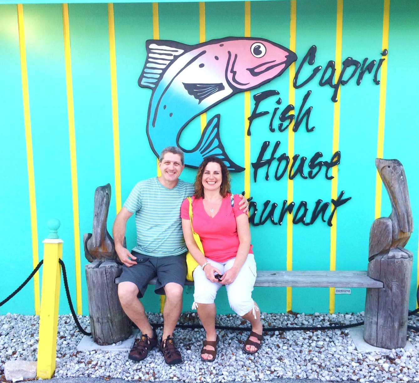 Capri Fish House Seafood Restaurant in Naples, FL