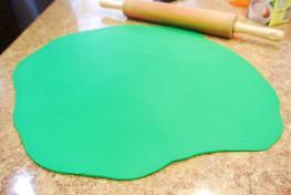 How to Make a Ninja Turtle Cake