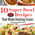 10 Game Day Party Food Recipes