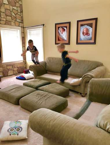 11 Things Only Moms of Boys Understand