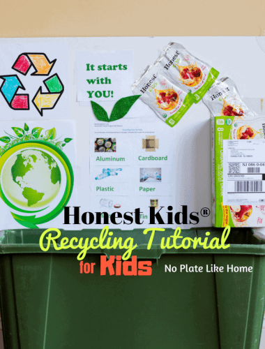 Honest Kids® Recycling Tutorial for Kids