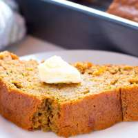 Best Moist Orange Zucchini Bread Recipe