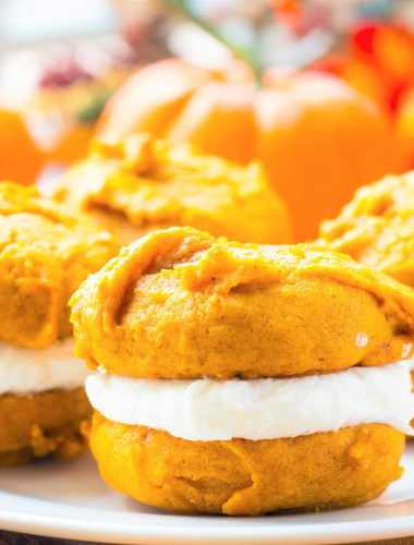 Amish Pumpkin Whoopie Pie Recipe
