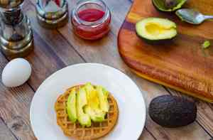 Van's Power Grains Waffle