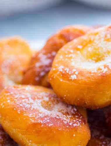 Pennsylvania Dutch Fastnachts Doughnuts Recipe