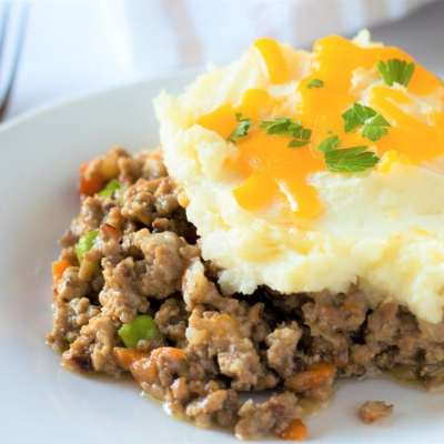Ultimate Shepherd's Pie with Beef and Pork