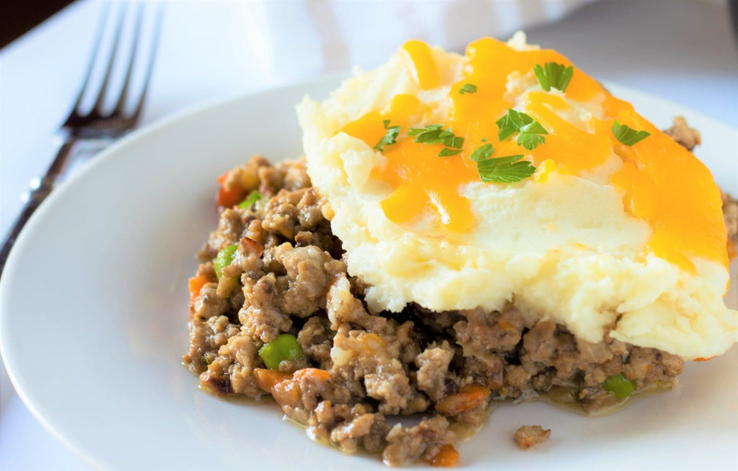Ultimate Shepherd's Pie with Beef & Pork