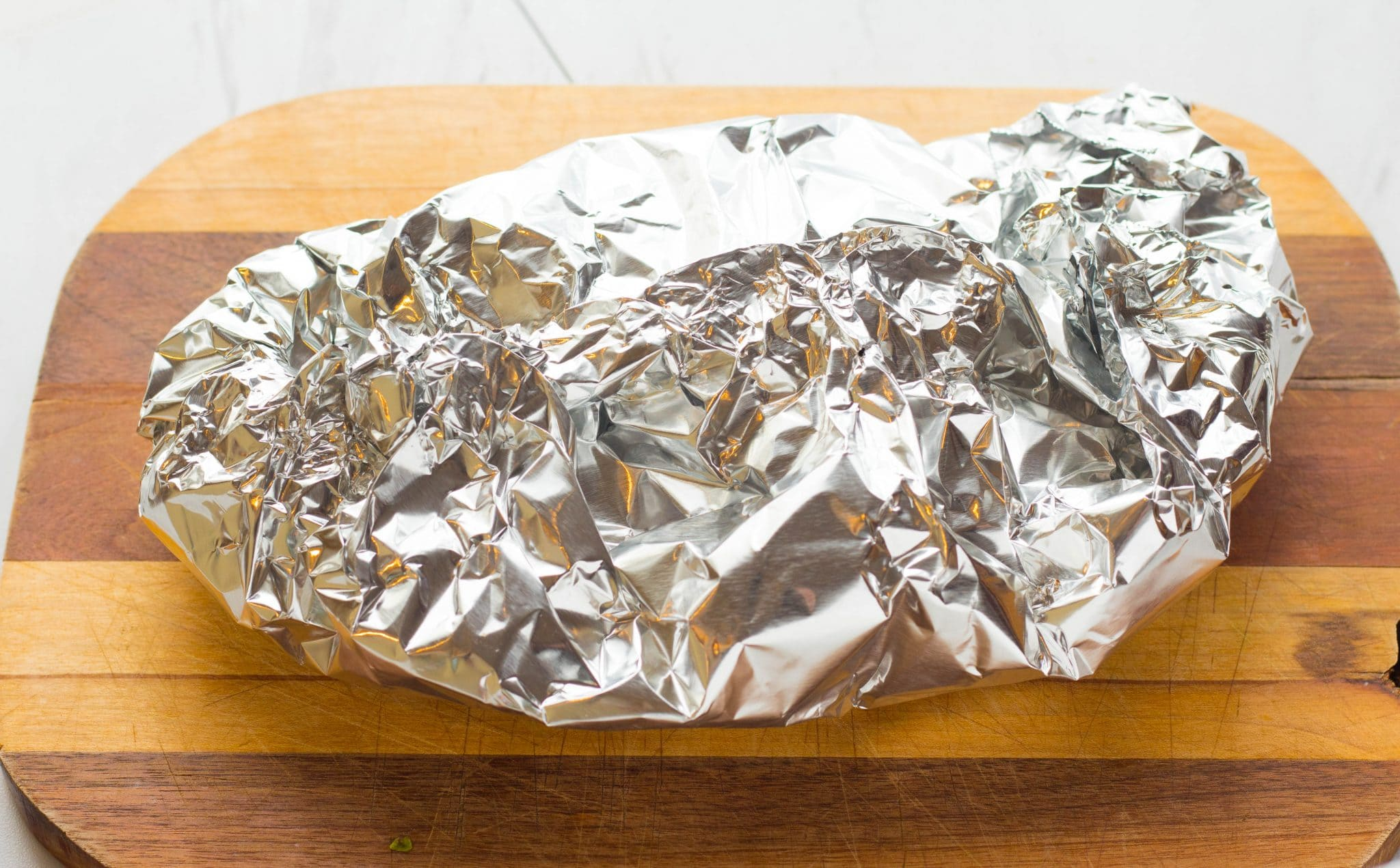 Peppers & Onions Foil Packet