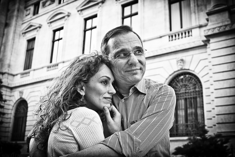 Couple black and white Rainer Maria Rilke