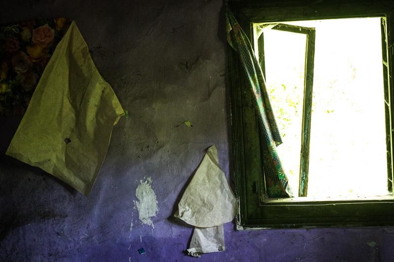 Camera in care a murit un baiat II | Room in which a boy has died II