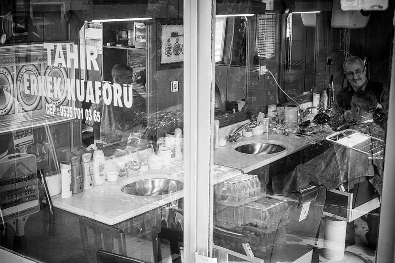 Istanbul hairdresser