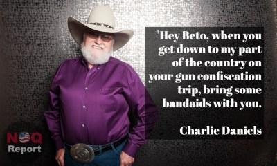 Charlie Daniels tells Beto O'Rourke to bring bandaids