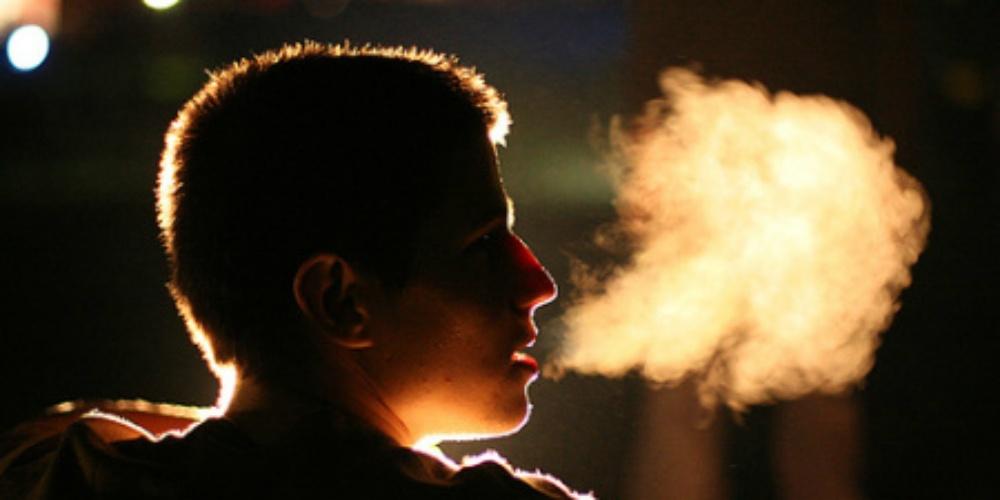 Breath Cold Air
