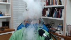 Cloth mask vape 2
