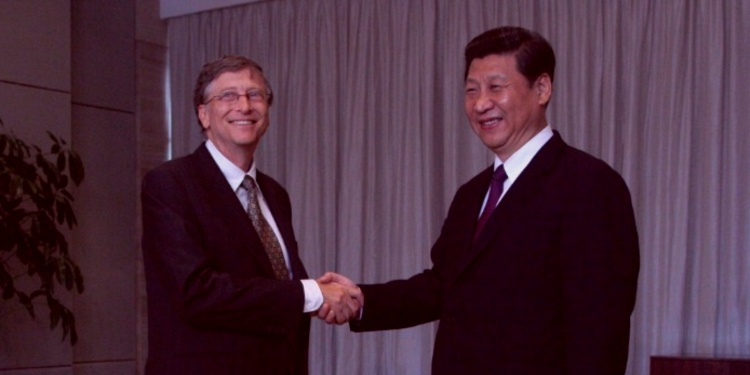 Why is Bill Gates funding Chinese DNA-harvesting tech that powers Covid tests?
