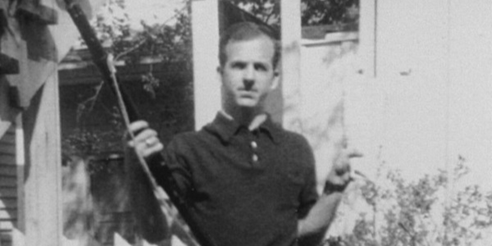 Ex-Florida cop discovers Lee Harvey Oswald's 57-year-old confession