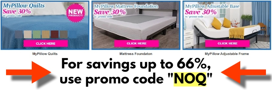 MyPillow Products 1