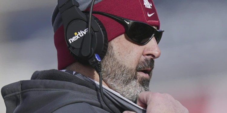 WSU Head Football Coach Nick Rolovich FIRED for Not Getting Vaxxed Despite Religious Exemption