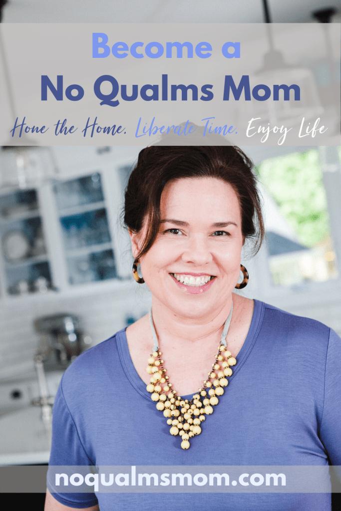 Become a No Qualms Mom