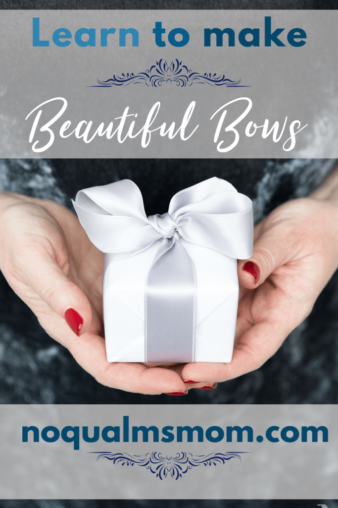 Learn to make Beautiful Bows