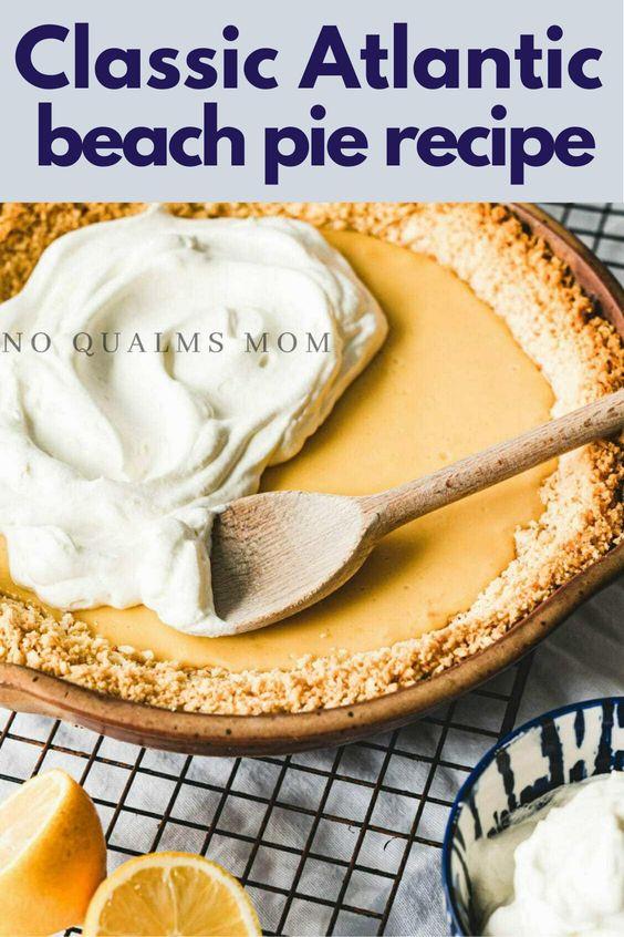 Atlantic beach pie recipe