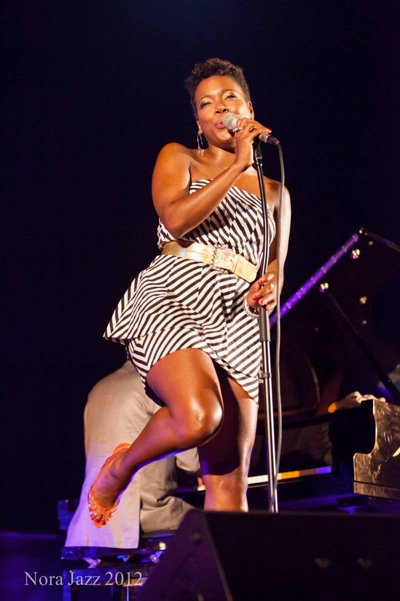 China Moses - Nora Jazz Festival 2012